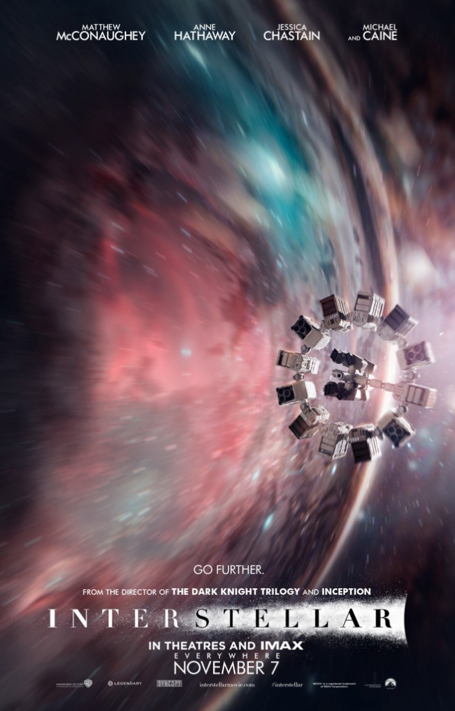 interstellar poster nave
