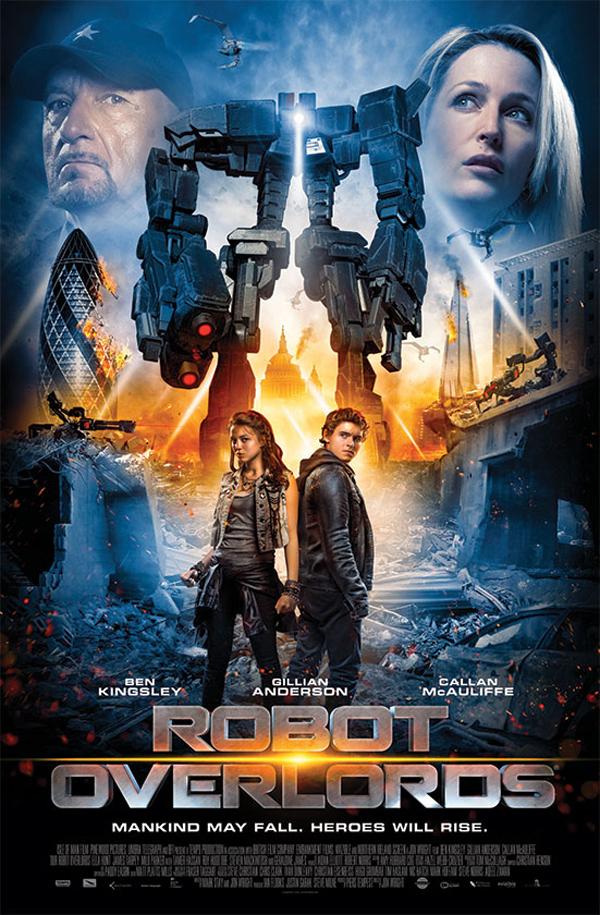 robot overlords poster art