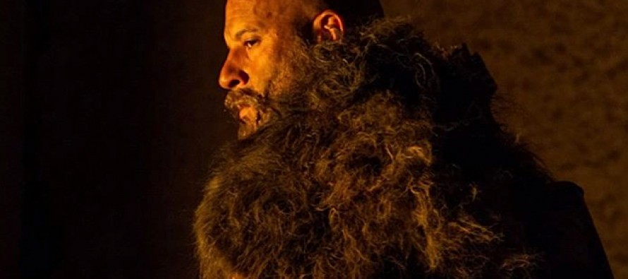 Primera imagen de Vin Diesel en The Last Witch Hunter