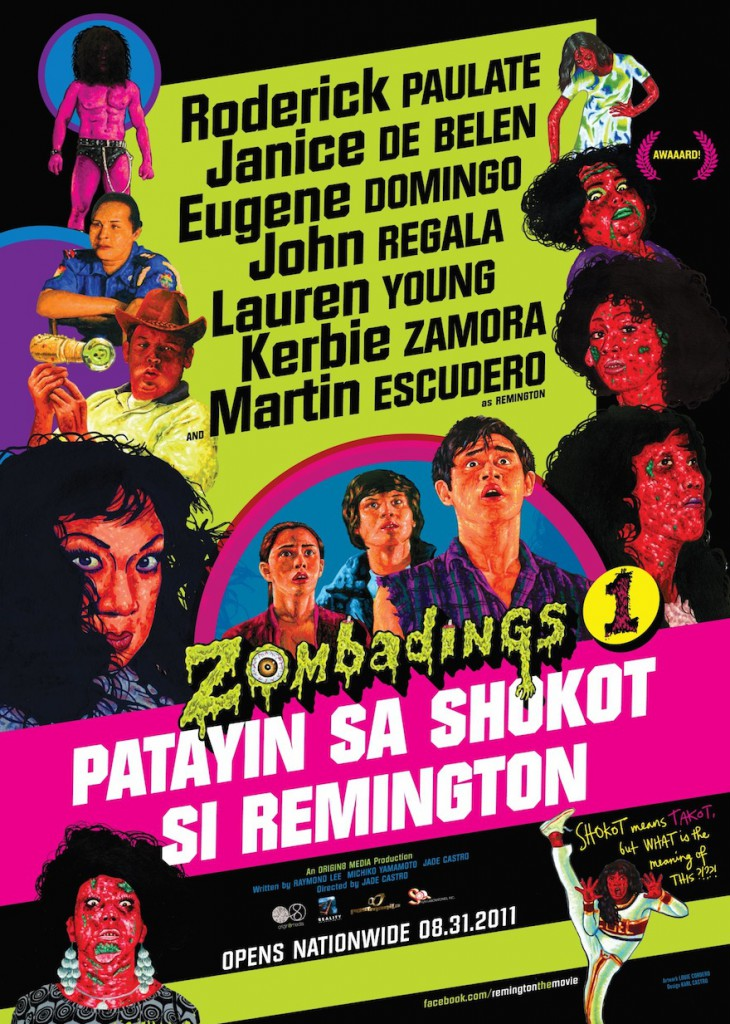 Remington-and-the-Curse-of-the-Zombadings-poster