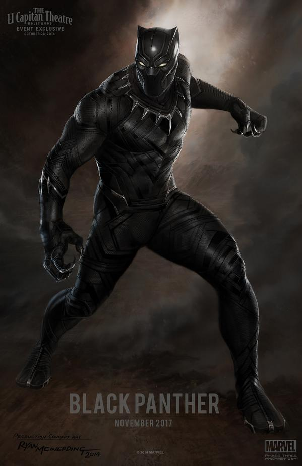 black panter art