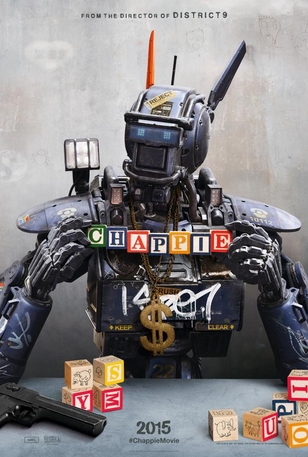 chappie primer poster