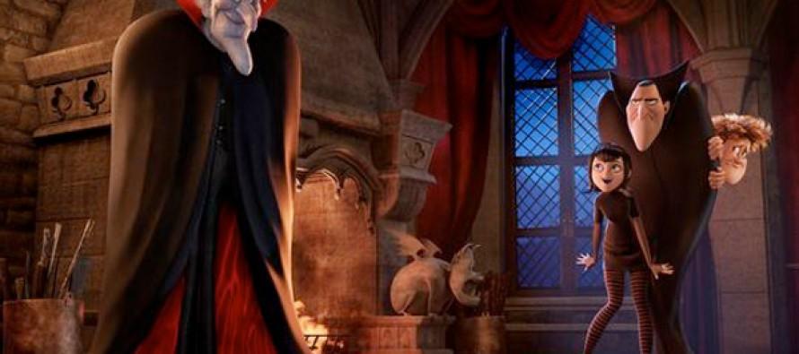 Mel Brooks se apunta a Hotel Transylvania 2 y primeras imágenes