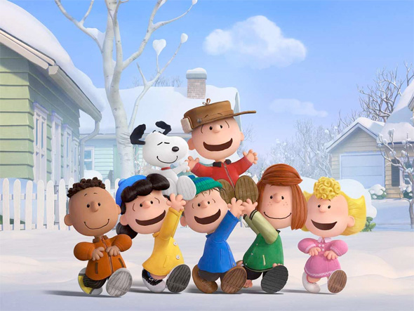 peanuts movie 1