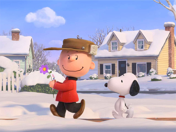 peanuts movie 3