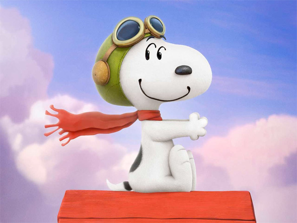 peanuts movie 4