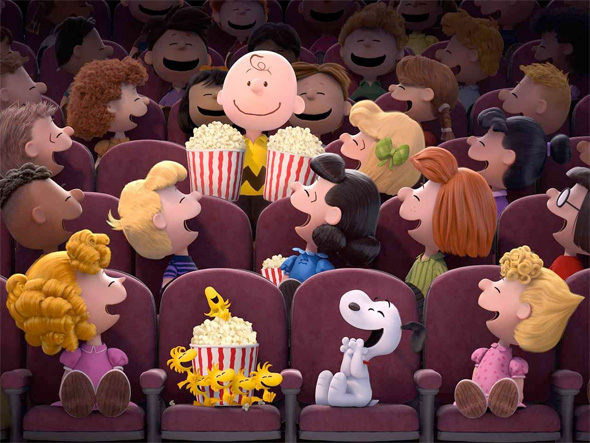 peanuts movie 5