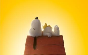 Bonito poster para Peanuts