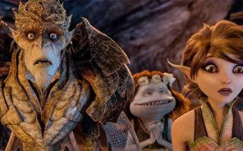 Primer vistazo a Strange Magic