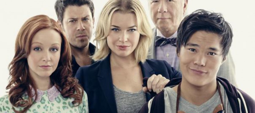 Tráiler para la serie The Librarians