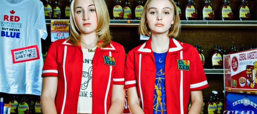 Primer vistazo a Yoga Hosers de Kevin Smith