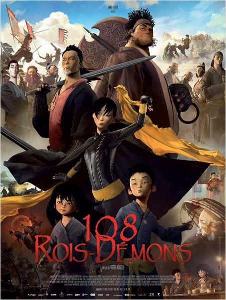 108 rois-demons poster