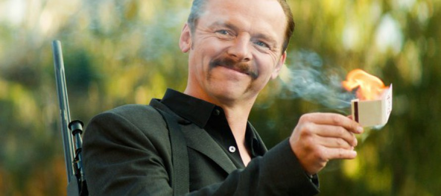 Tráiler para Kill Me Three Times con Simon Pegg
