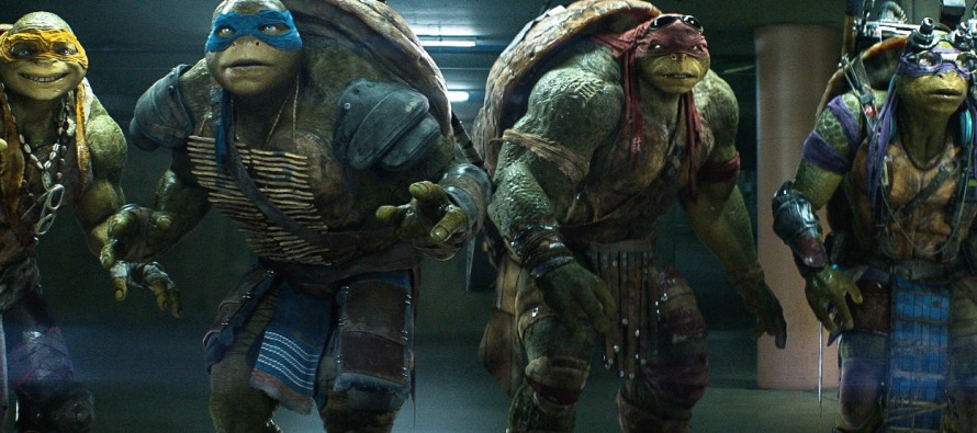 Se confirma Teenage Mutant Ninja Turtles 2 y posible director
