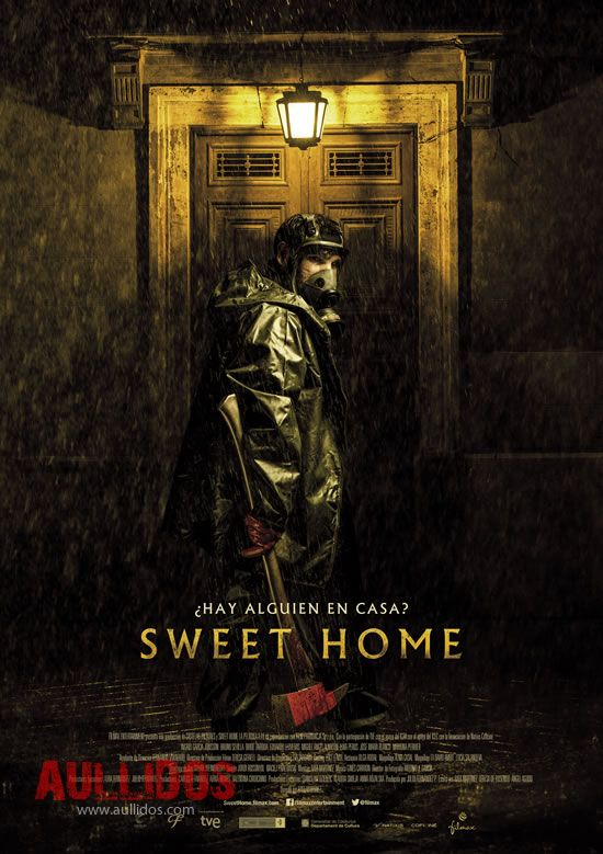 sweet home poster 2