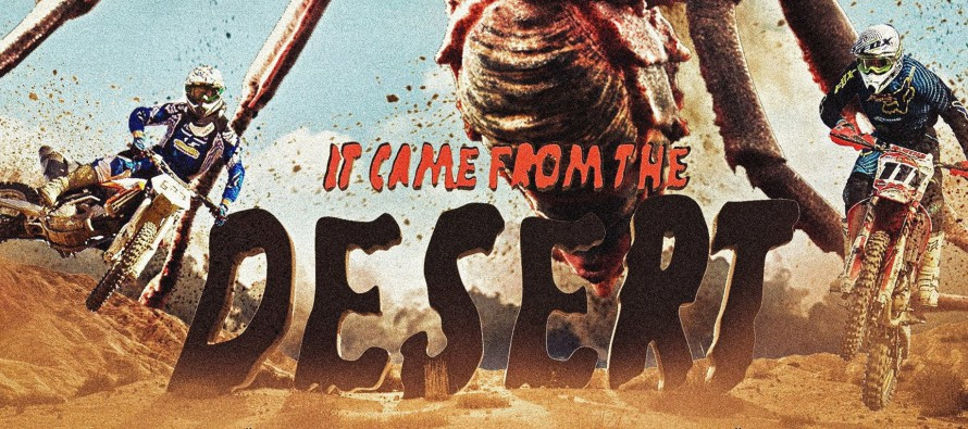 Teaser de terror para It Came From the Desert