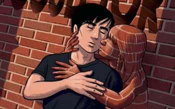 The Scultor de Scott McCloud al cine