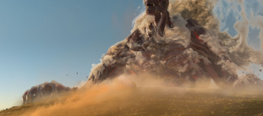 Primer teaser de Attack on Titan