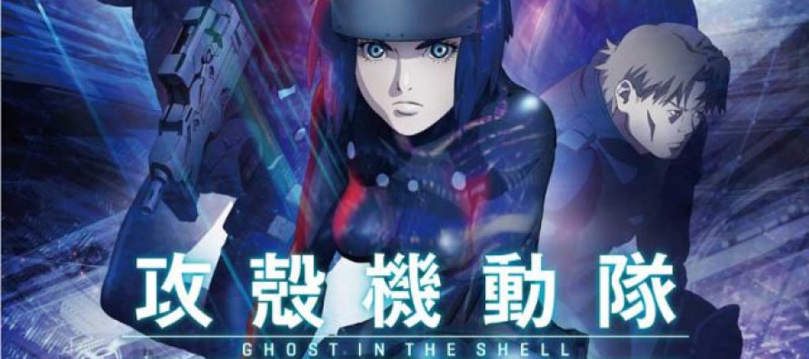 Tráiler para Ghost in the Shell: The New Movie