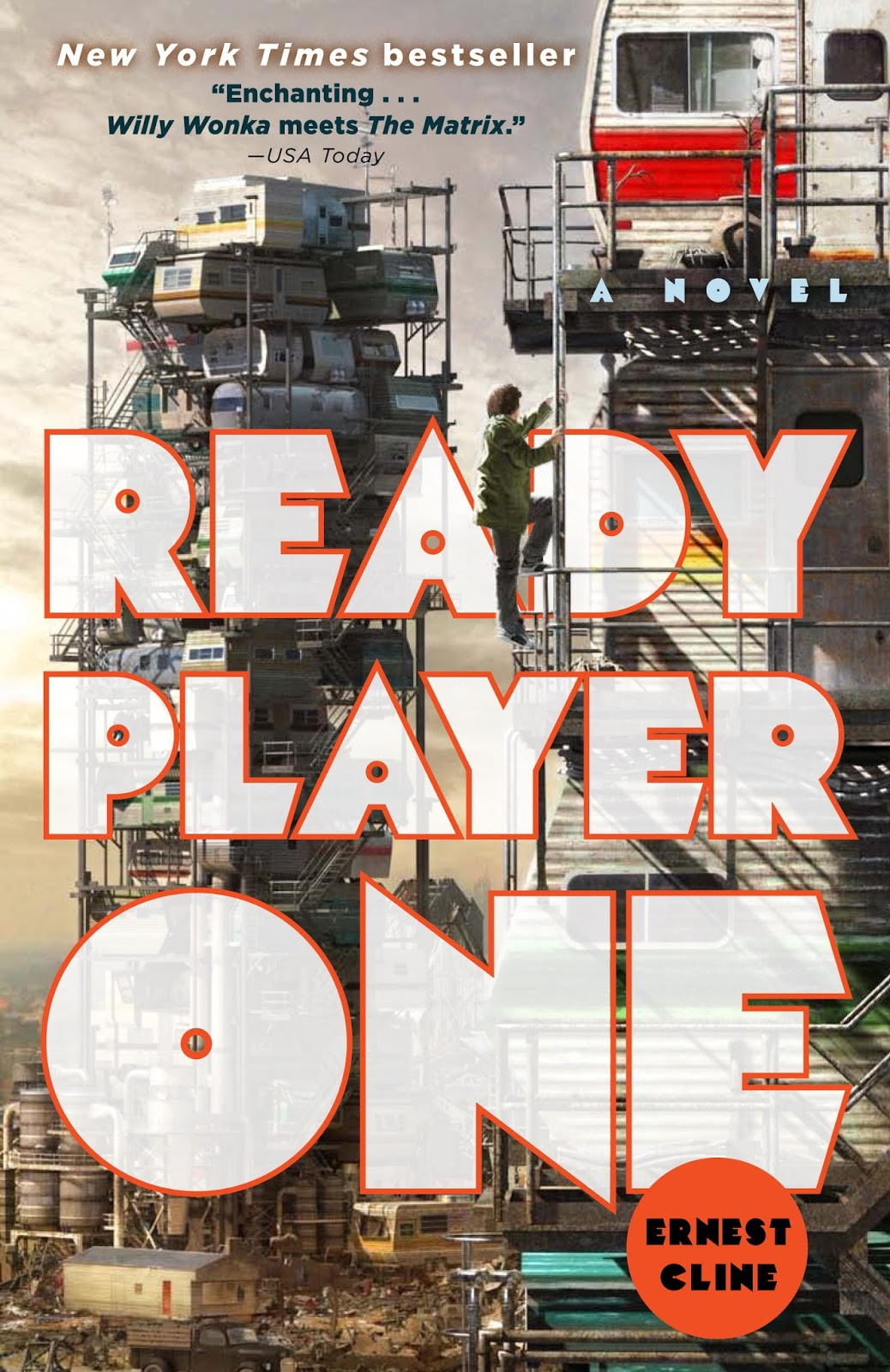 ready player one portada