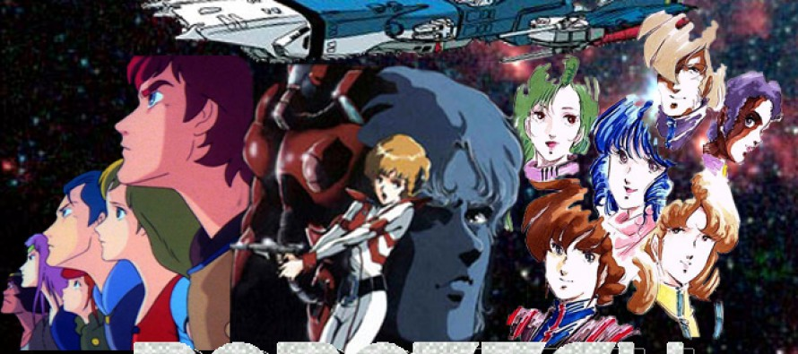Sony Pictures se hace con Robotech