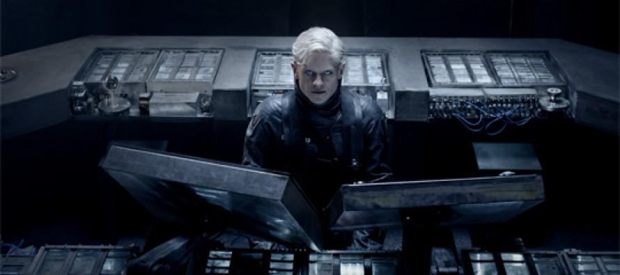 Imágenes del film de ciencia ficción SUM 1