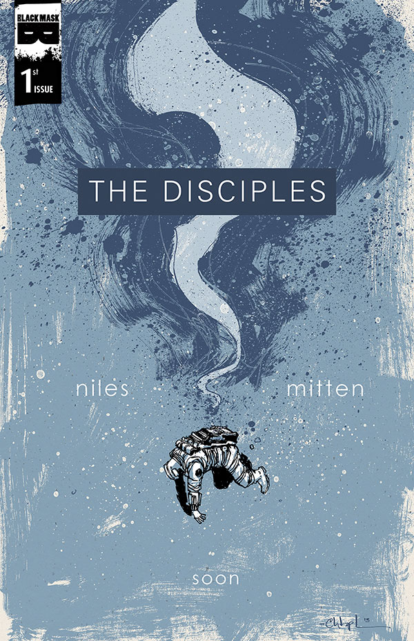 the disciples comic
