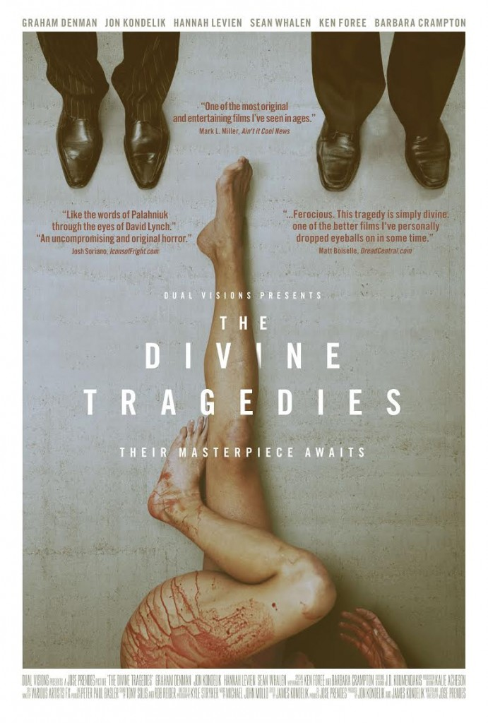 the divine tragedies poster 2