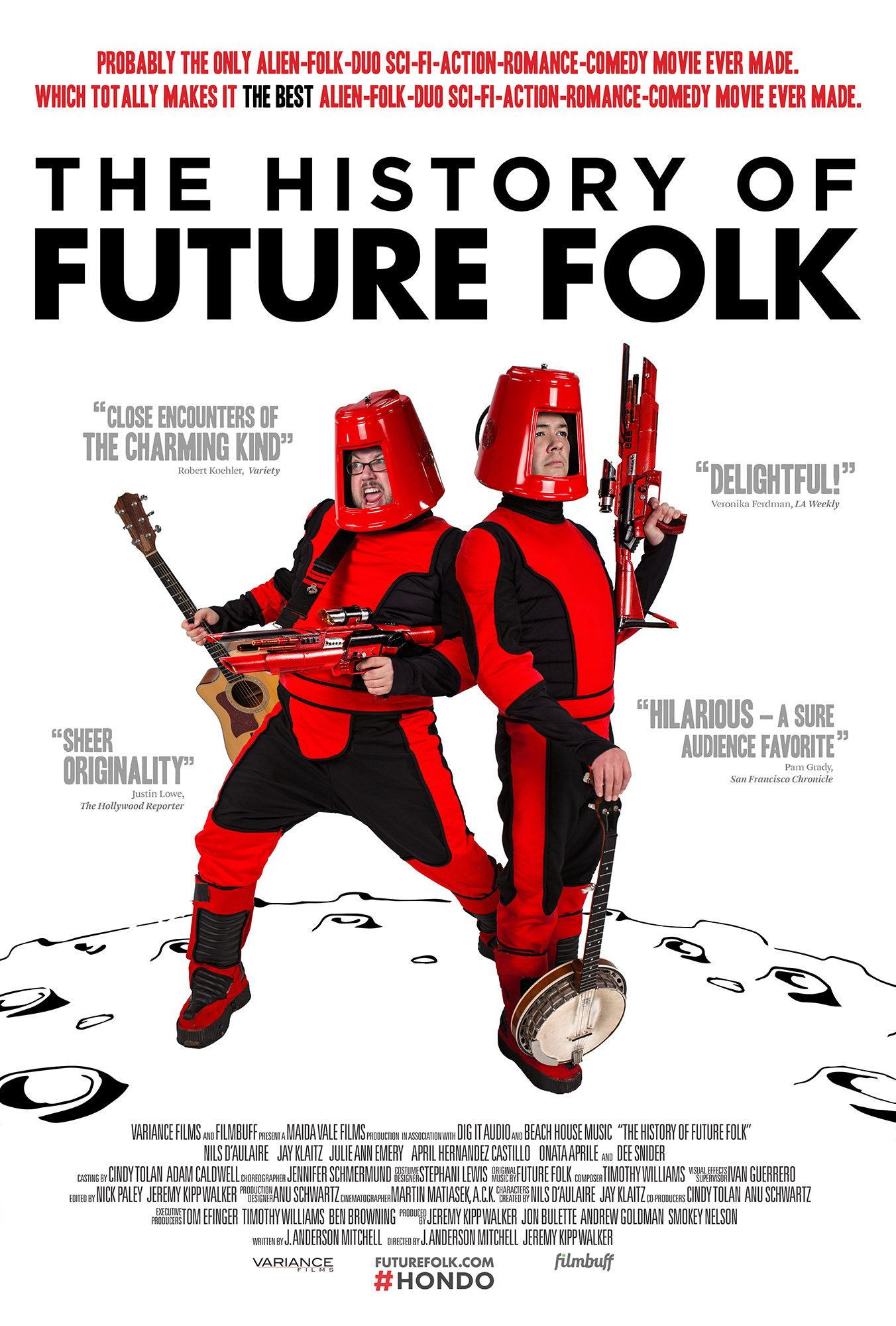 the-history-of-future-folk poster 2