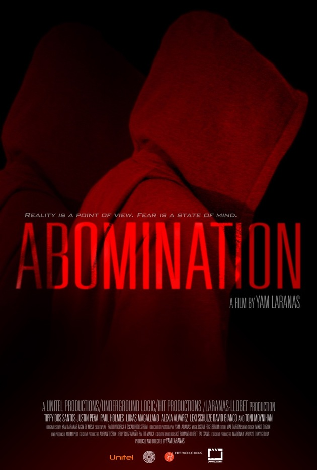 Abomination poster