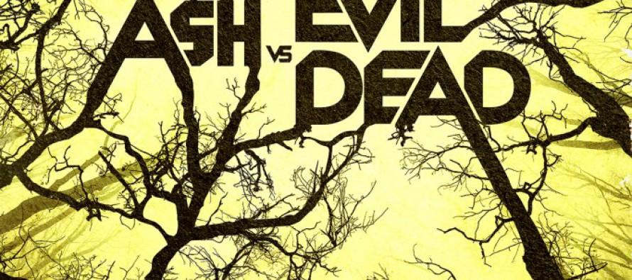 Teaser y poster para Ash vs. Evil Dead