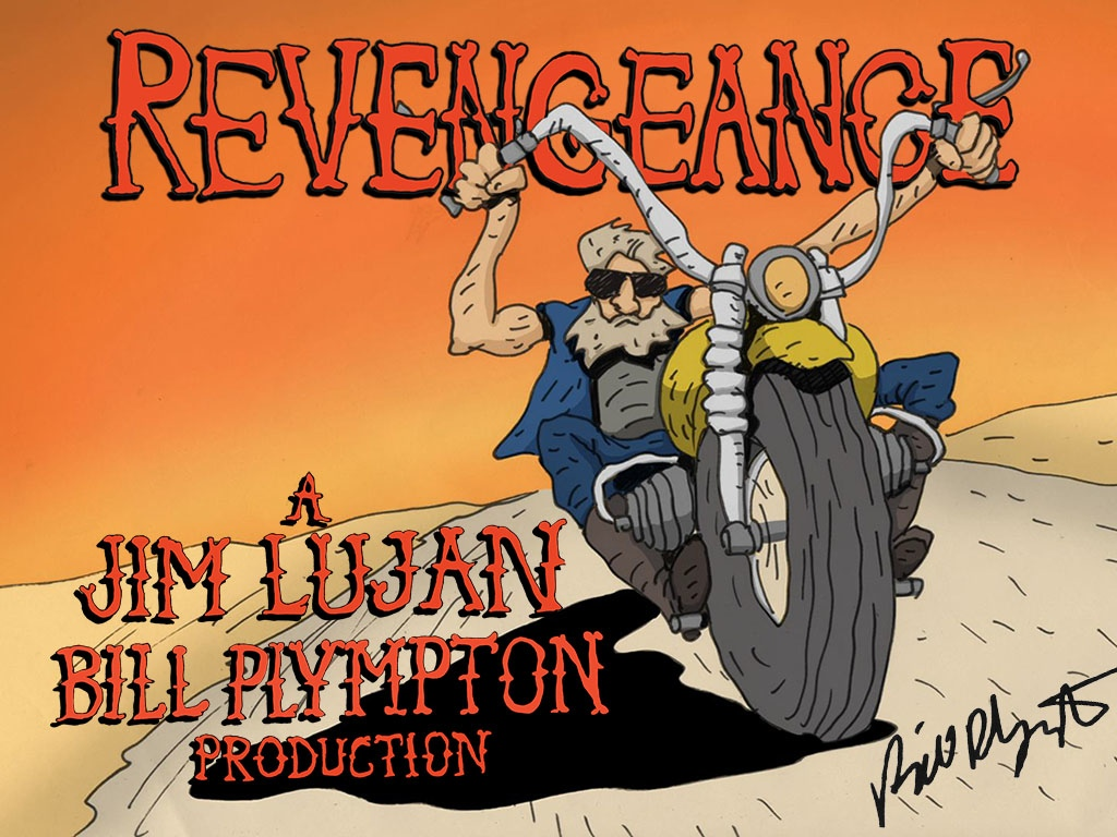 bill plympton revengeance
