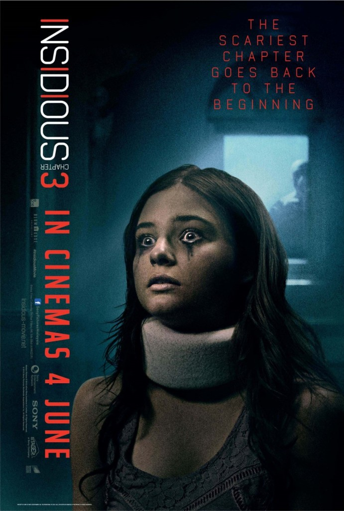 insidious chapter 3 poster 3