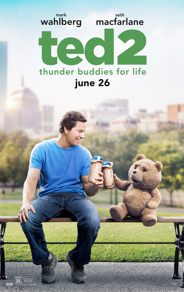 ted 2 poster trailer