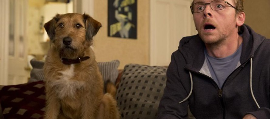 Divertido primer tráiler de Absolutely Anything