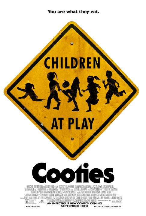cooties new poster