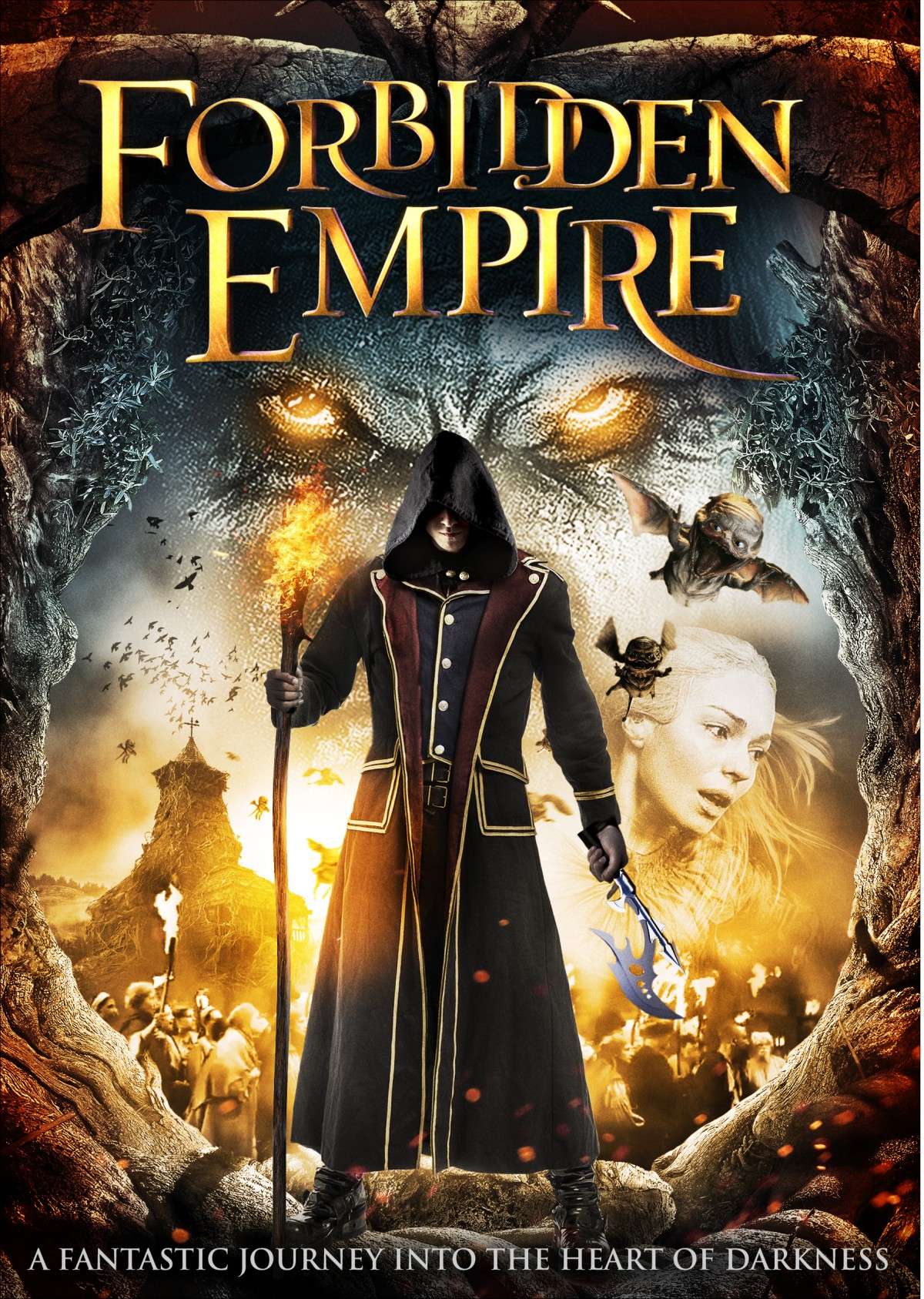 forbidden empire poster