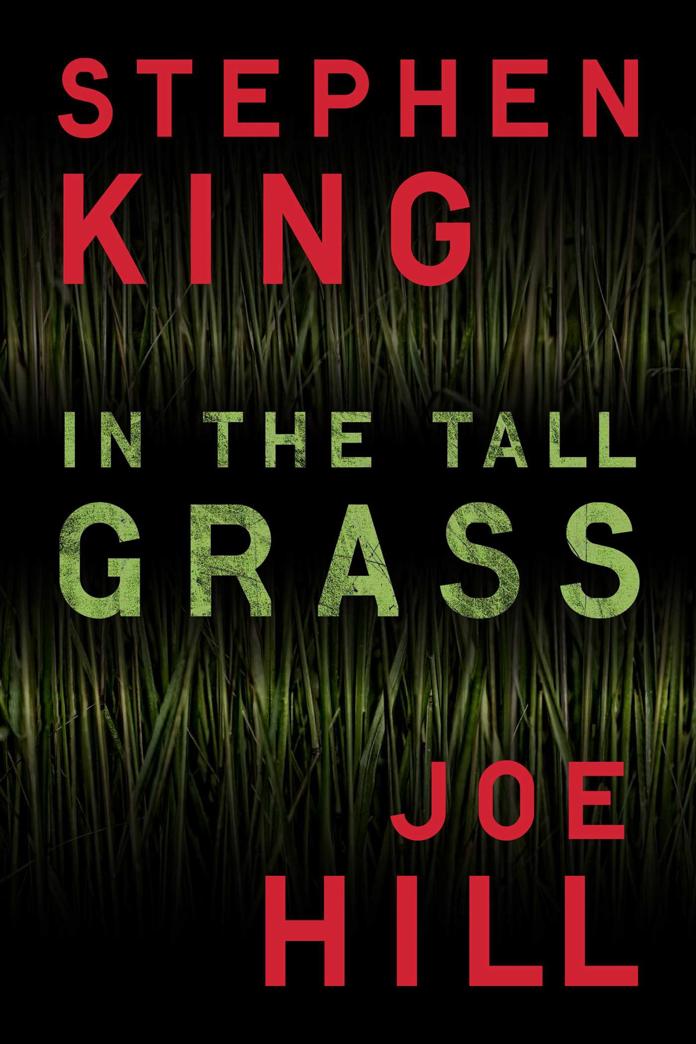 in the tall grass portada
