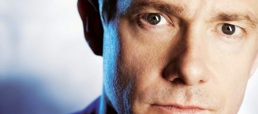 Martin Freeman se une a Captain America: Civil War
