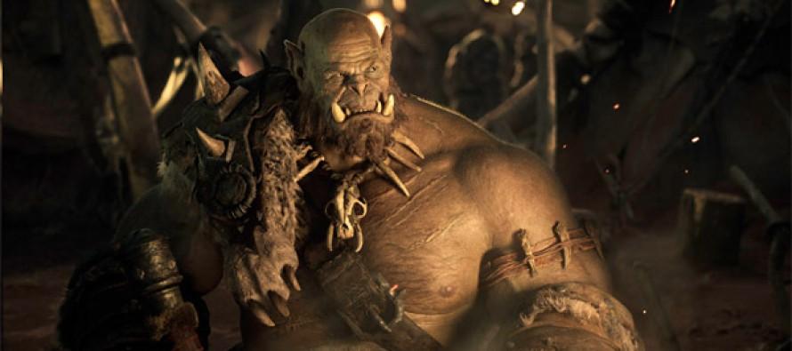 Primer vistazo a Orgrim el orco de Warcraft
