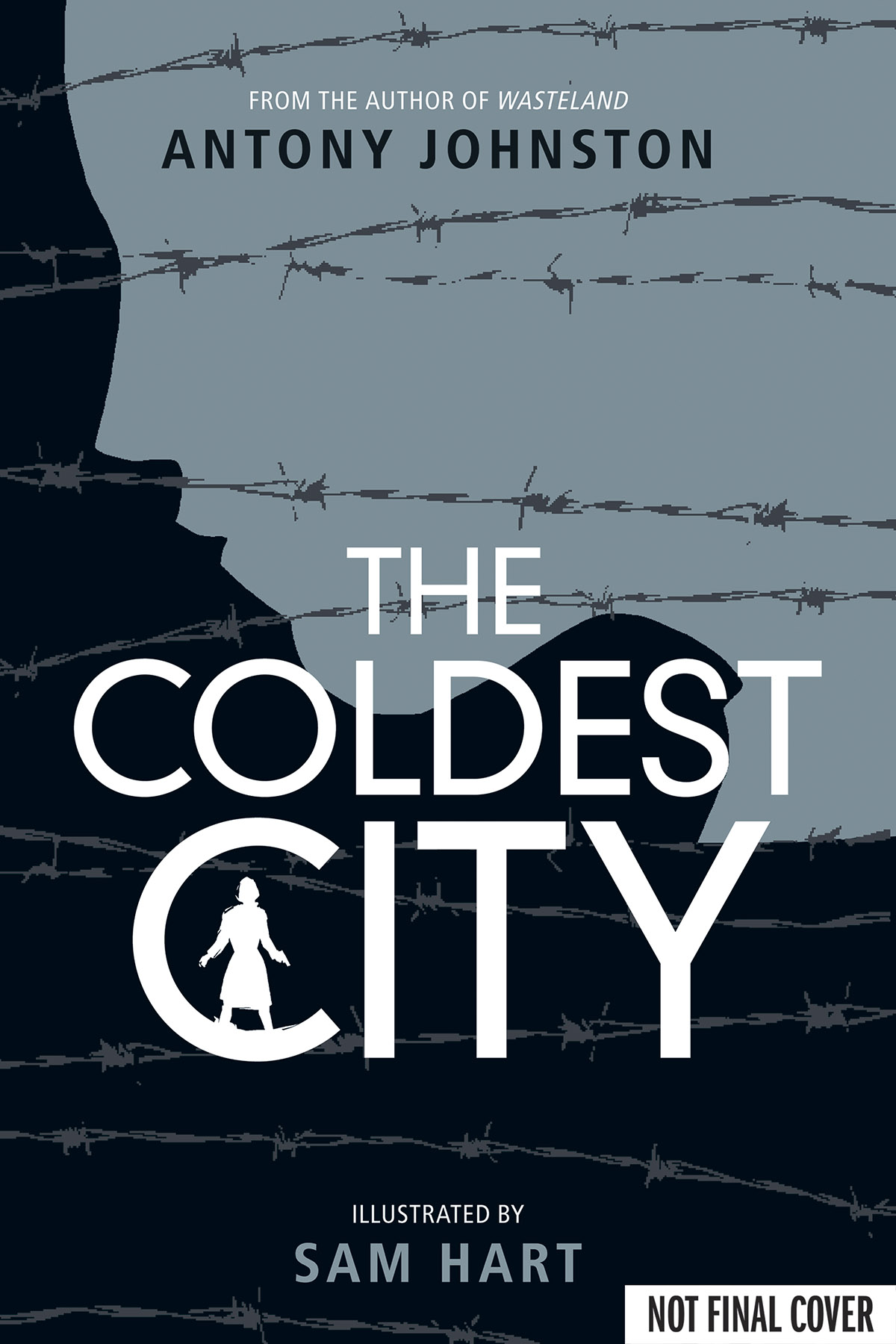 the coldest city portada