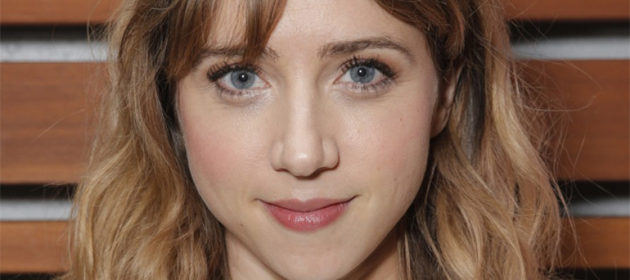 Zoe Kazan protagonizará There Are Monsters
