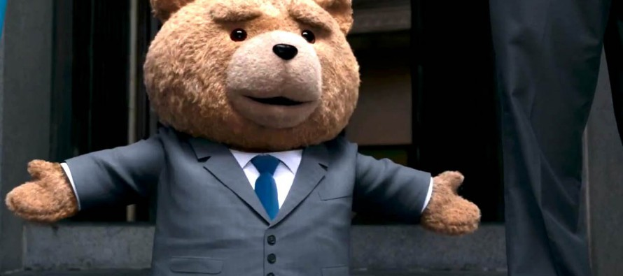 Nuevo red band tráiler para Ted 2