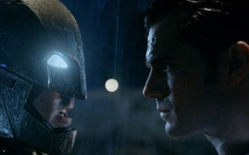 Espectacular nuevo tráiler de Batman vs Superman