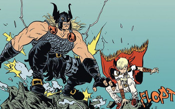 Patrick Osborne adaptará Battling Boy
