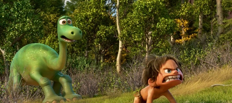 Tráiler para The Good Dinosaur de Pixar