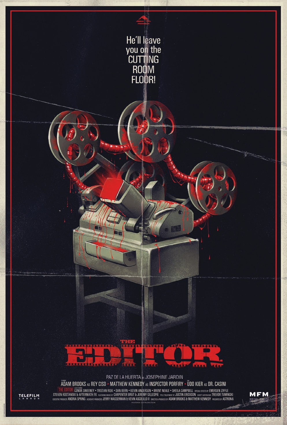 the editor poster 2