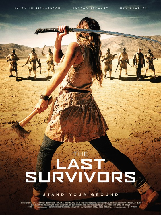 the last suvivors poster 1