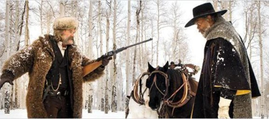 Primer tráiler de The Hateful Eight