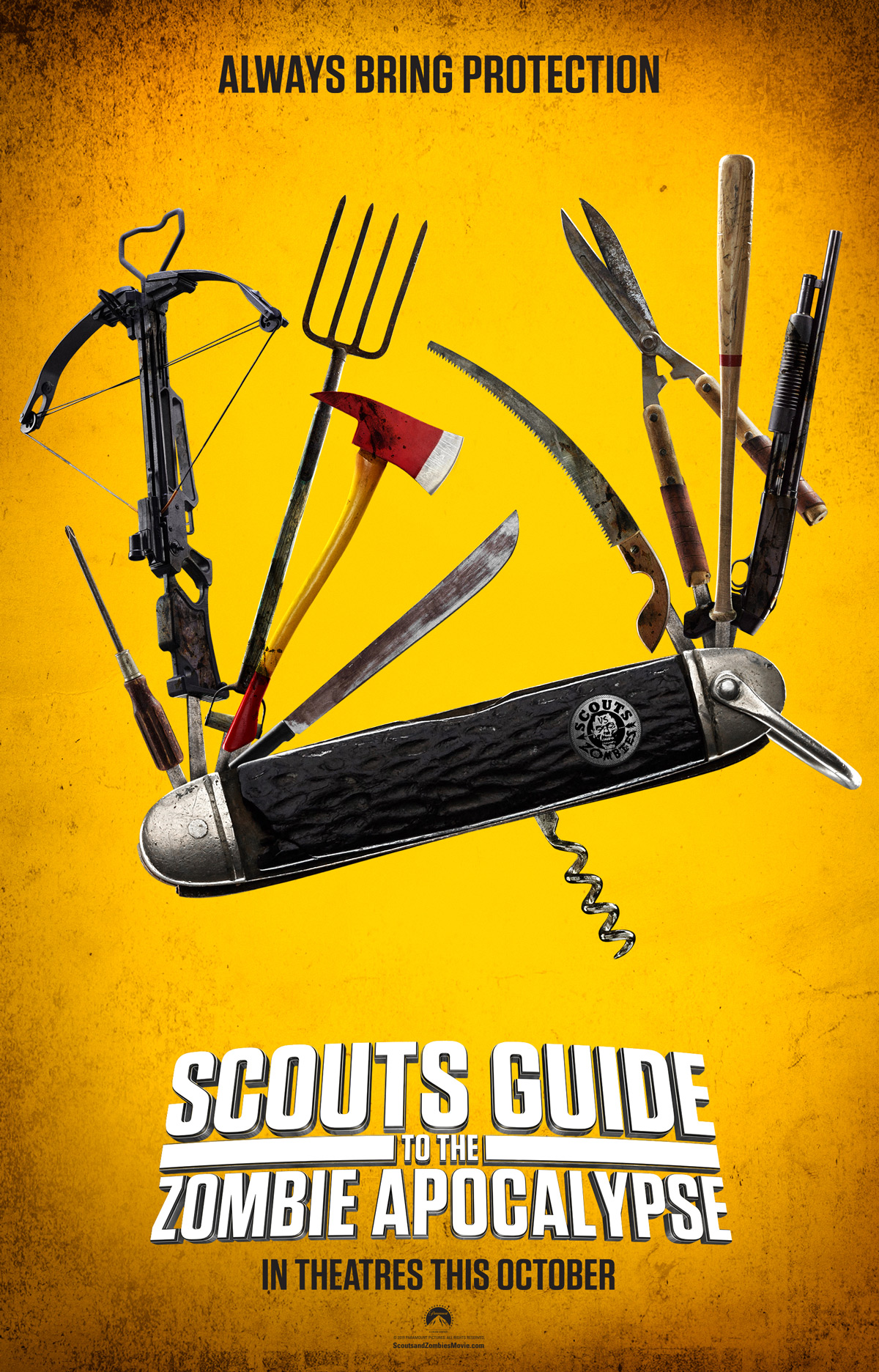 scouts poster